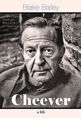 Cheever: A Life [With Headphones] Cover Image
