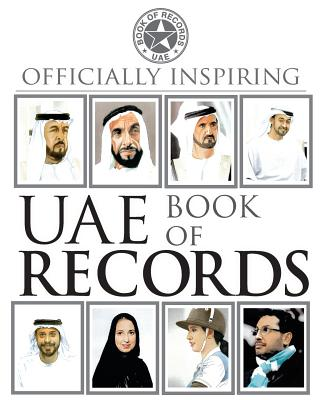 UAE Book of Records: Officially Inspiring Cover Image
