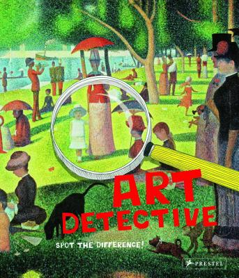 Art Detective: Spot the Difference! Cover Image