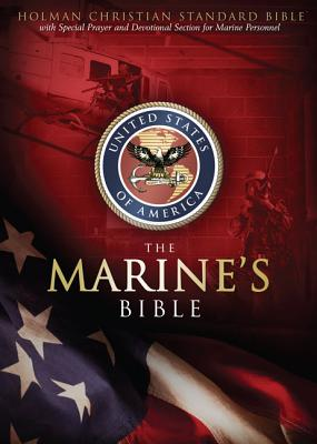 HCSB Marine's Bible Cover
