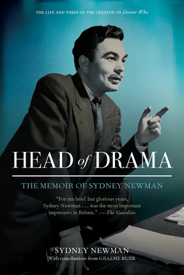 Cover for Head of Drama