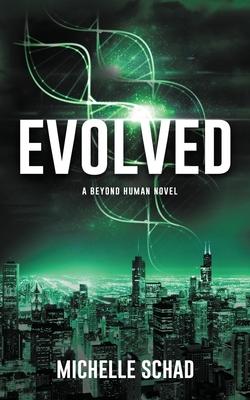 Evolved: A Beyond Human Novel Cover Image