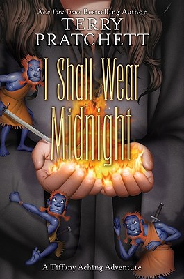 I Shall Wear Midnight (Tiffany Aching #4) Cover Image