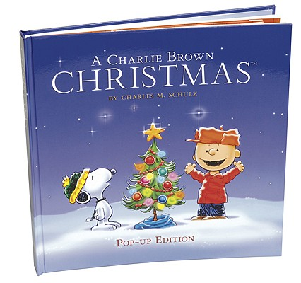 A Charlie Brown Christmas: Pop-Up Edition Cover Image