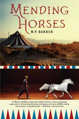 Cover for Mending Horses