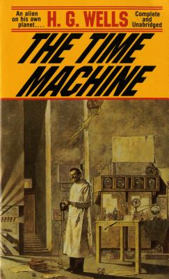 The Time Machine (Tor Classics) Cover Image