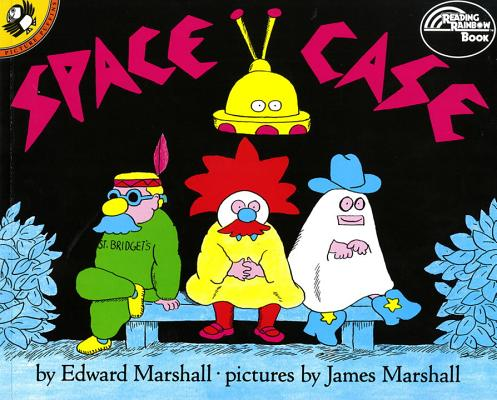 Cover for Space Case