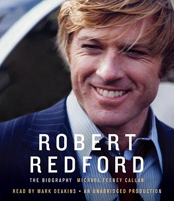 Robert Redford: The Biography Cover Image
