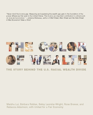 The Color of Wealth Cover