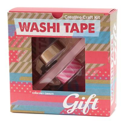 Washi Tape Gift: Creative Craft Kit Cover Image