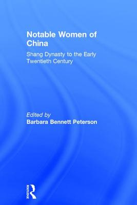 Cover for Notable Women of China
