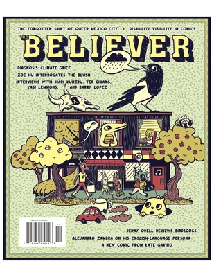 The Believer, Issue 128: December/January Cover Image