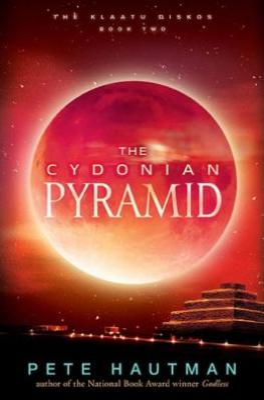The Cydonian Pyramid (Klaatu Diskos #2) Cover Image