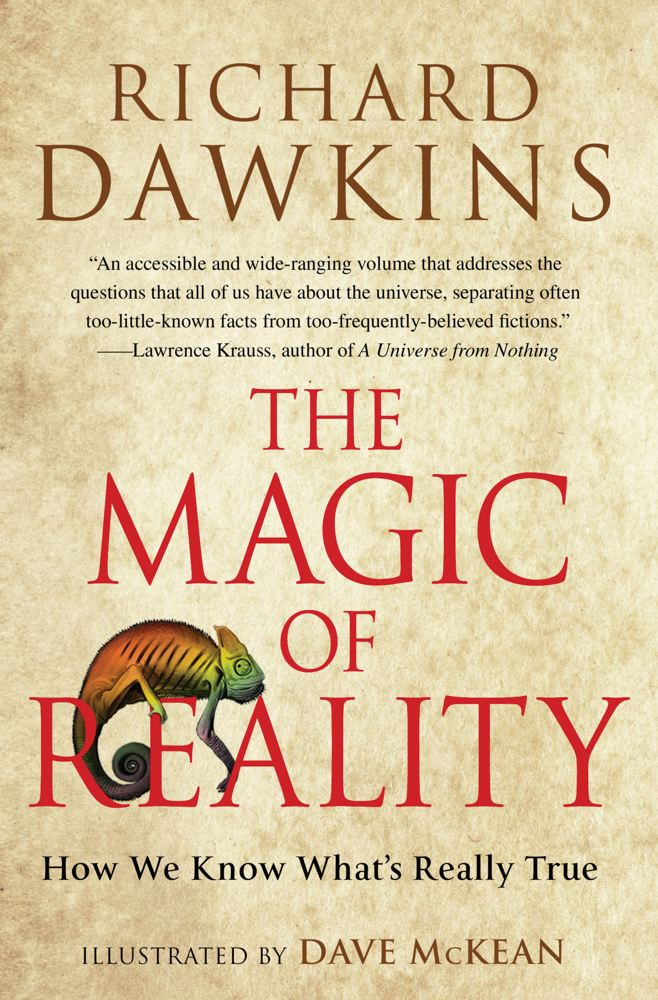 The Magic of Reality Cover