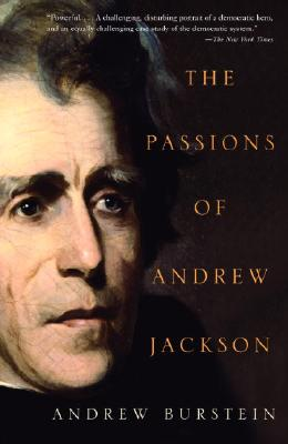 The Passions of Andrew Jackson Cover