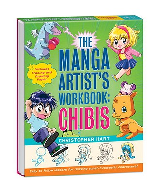 The Manga Artist's Workbook Cover