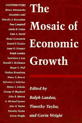 The Mosaic of Economic Growth Cover Image