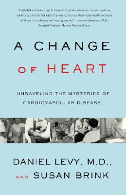 Change of Heart: Unraveling the Mysteries of Cardiovascular Disease Cover Image