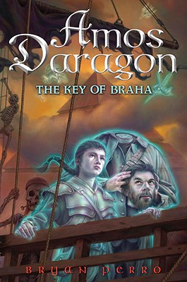 The Key of Braha Cover