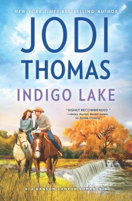 Indigo Lake: A Clean & Wholesome Romance (Ransom Canyon #6) Cover Image