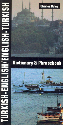 Turkish-English/English-Turkish Dictionary and Phrasebook Cover Image