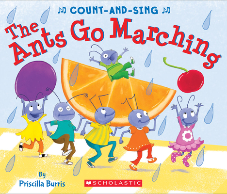 The Ants Go Marching Cover