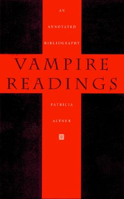 Vampire Readings Cover