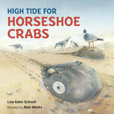 High Tide for Horseshoe Crabs Cover