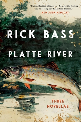 Platte River: Three Novellas Cover Image