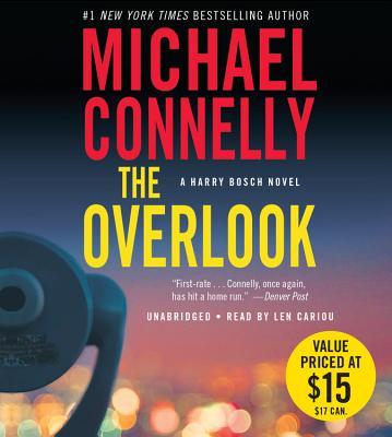 The Overlook: A Novel (A Harry Bosch Novel #13) Cover Image