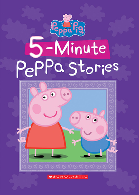 Five-Minute Peppa Stories (Peppa Pig) Cover Image