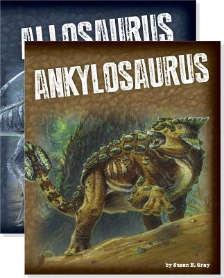 Exploring Dinosaurs (Set) Cover Image