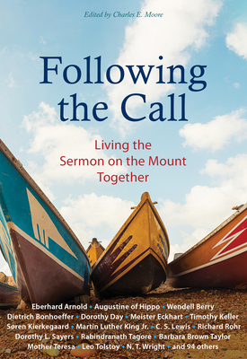 Following the Call: Living the Sermon on the Mount Together Cover Image