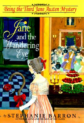 Jane and the Wandering Eye Cover