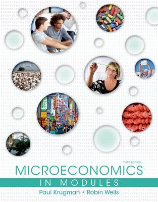 Microeconomics in Modules Cover Image