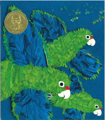 Parrots Over Puerto Rico Cover