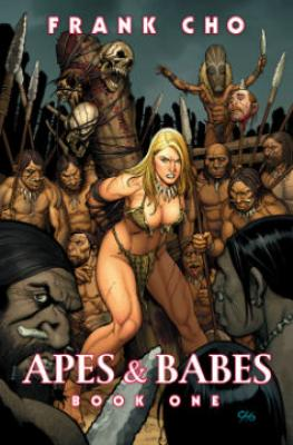 Apes and Babes Cover
