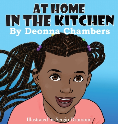 At Home In The Kitchen Cover Image