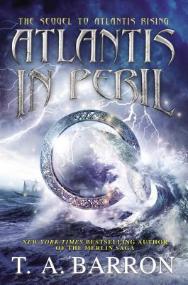 Atlantis in Peril (Atlantis Saga #2) Cover Image