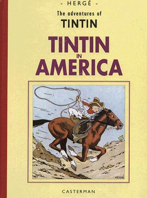 Tintin in America Cover Image