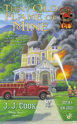 That Old Flame of Mine (A Sweet Pepper Fire Brigade #1) Cover Image