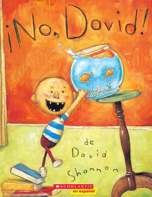 ¡No, David! (No, David!) (David Books) Cover Image