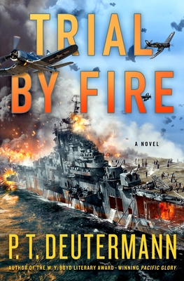 Cover for Trial by Fire