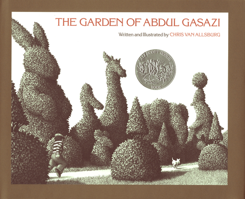 The Garden of Abdul Gasazi Cover Image
