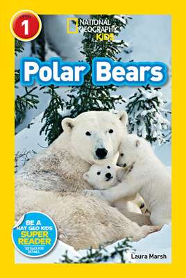 National Geographic Readers: Polar Bears Cover Image