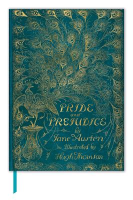 Museums & Galleries Book Cover Journal Pride & Prejudice Cover Image
