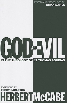 God and Evil: In the Theology of St Thomas Aquinas Cover Image