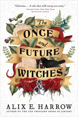 The Once and Future Witches Cover Image
