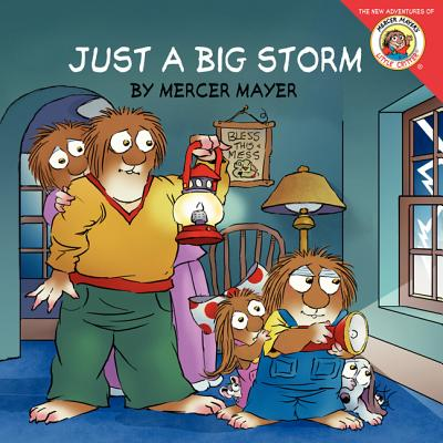 Little Critter: Just a Big Storm Cover Image