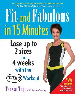 Fit and Fabulous in 15 Minutes [With Bonus DVD] Cover